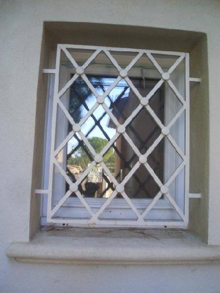 Bevorzugt grille moderne - Aix en Provence - La Petite Forge SL11